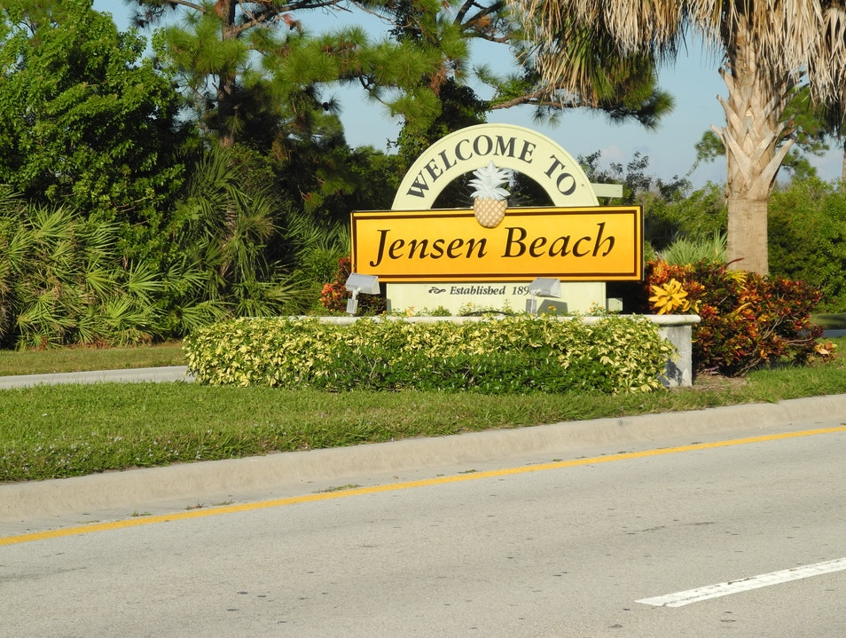 Jensen Beach Blvd., Jensen Beach Jensen Beach Florida United States