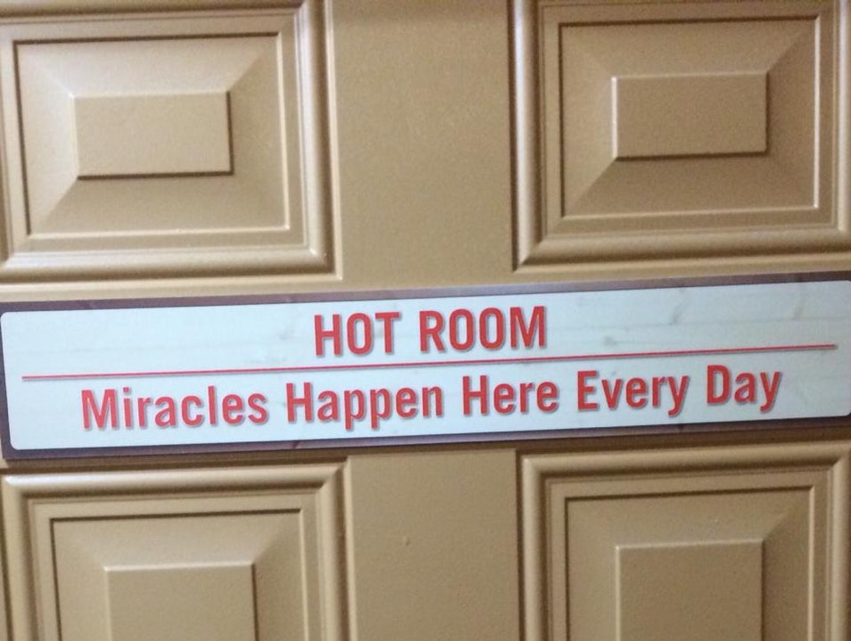 Rochester Hot Room