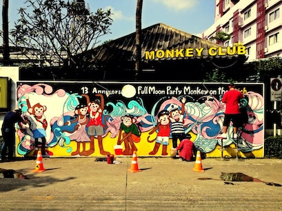 Monkey Club Mueang Chiang Mai  Thailand