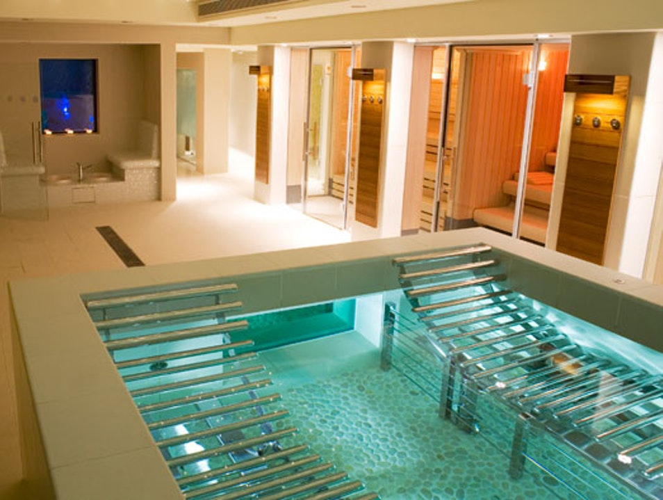 Feeling Very Hot & Cold at K West's K Spa London  United Kingdom