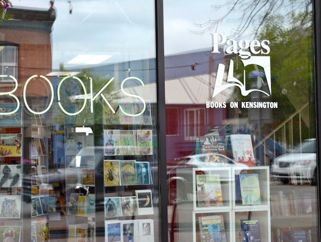 The Best-Loved Bookstore in Calgary