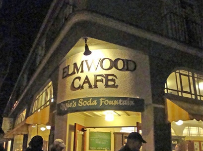 Elmwood Cafe Berkeley California United States