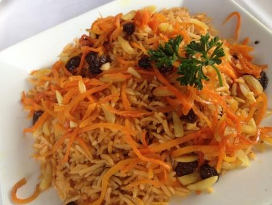Authentic Afghan Food