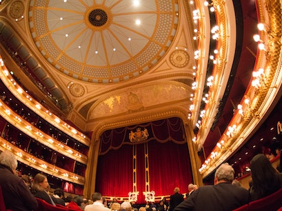 Royal Opera House London  United Kingdom