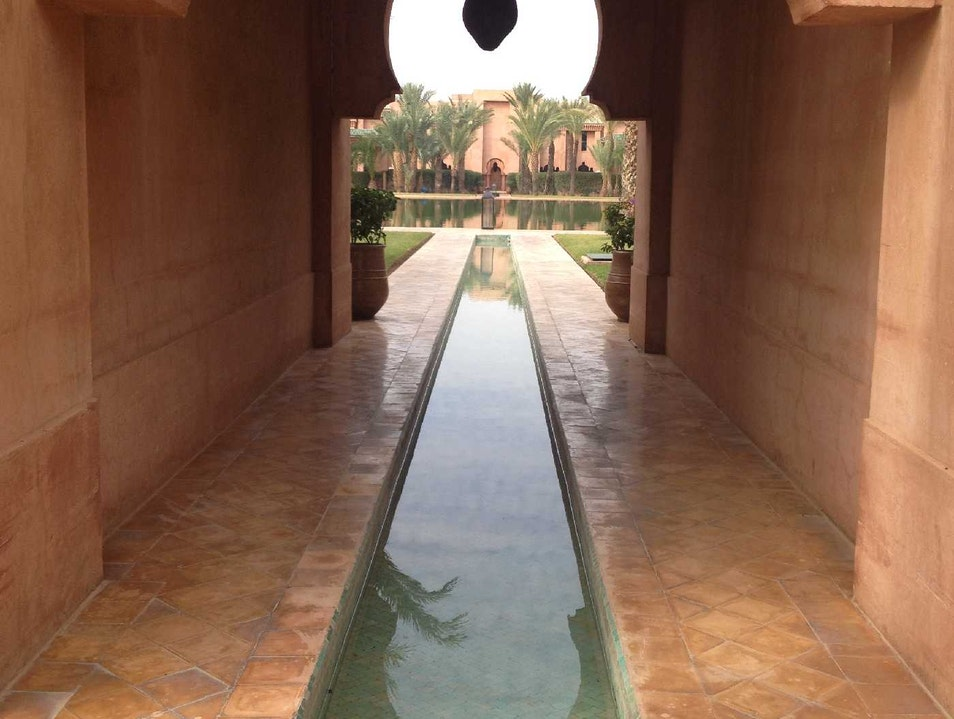 A High-End Hammam Experience in Marrakesh مراكش  Morocco