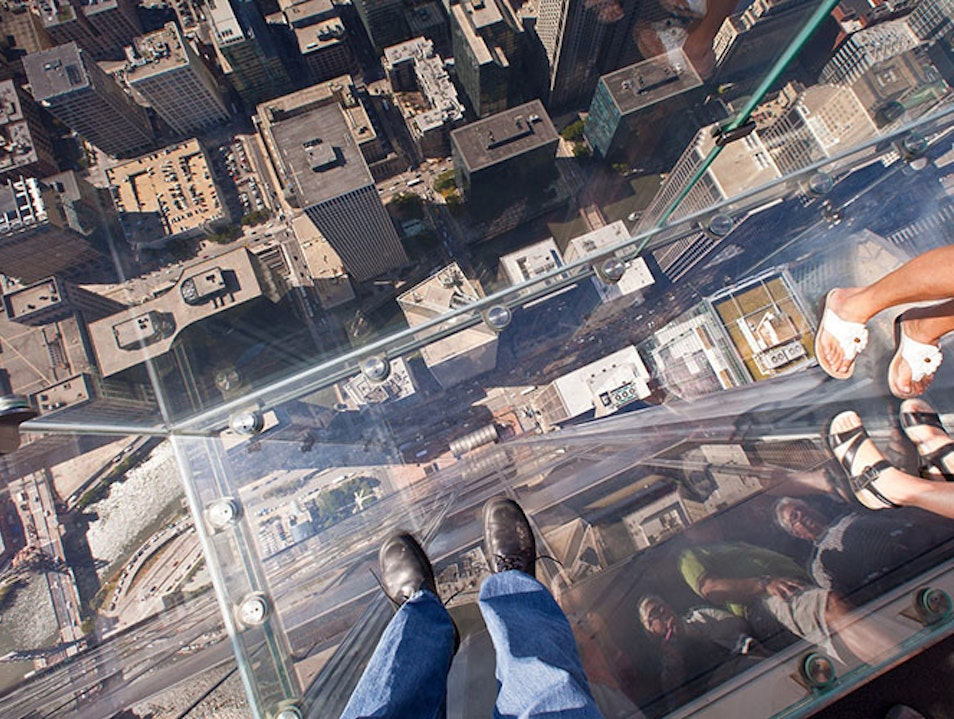 Skydeck Chicago Illinois United States