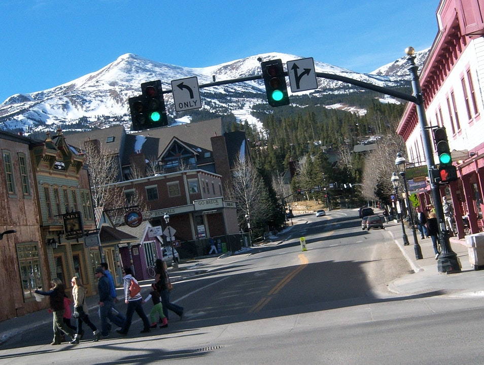 Visit An Authentic Mining Town Breckenridge Colorado United States