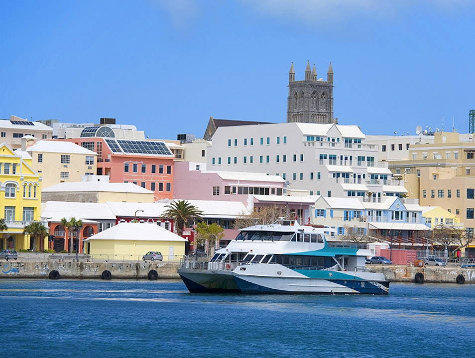 Everyone Knows Your Name Hamilton  Bermuda