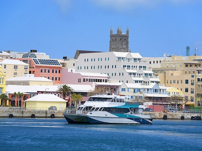 The Hog Penny City Of Hamilton  Bermuda