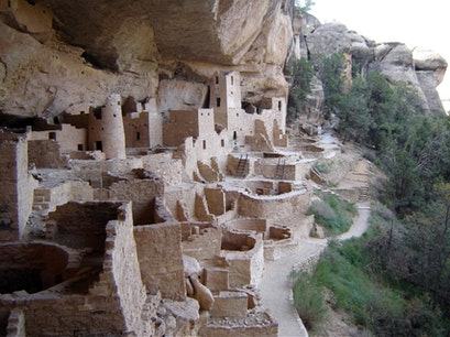 Mesa Verde National Park Telluride Colorado United States