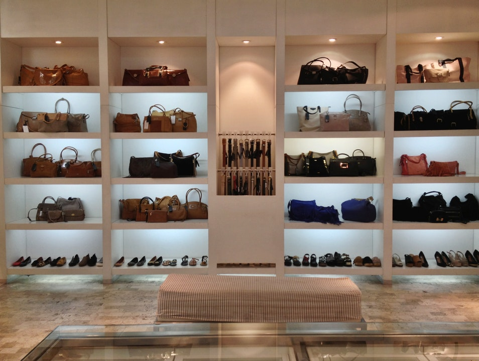 Luxe Leather at Prune