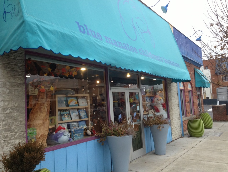 Amazing Children's Bookstore and Cafe