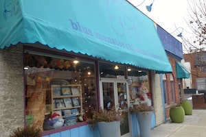Blue Manatee Children's Bookstore & Decafe