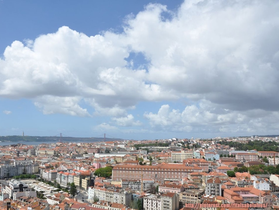 One of the Best Views of Lisbon