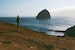 The view from Cape Kiwanda