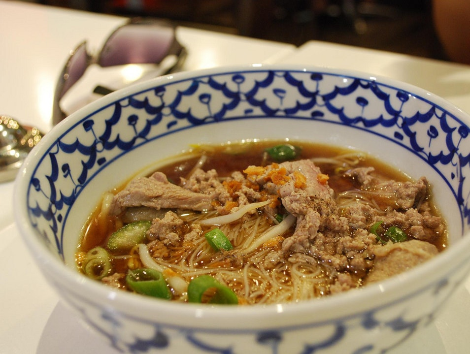 Chiang Mai's Best Boat Noodles