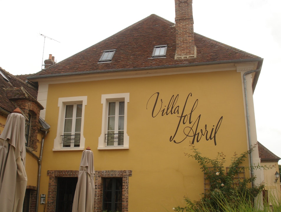 Elegant Inn in the Normandy countryside Moutiers-au-Perche  France