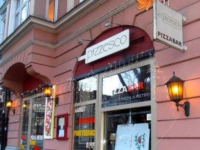 Pizzesco Munich  Germany