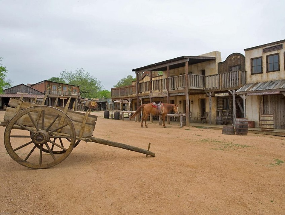 The Old West is Alive and Well Boerne Texas United States
