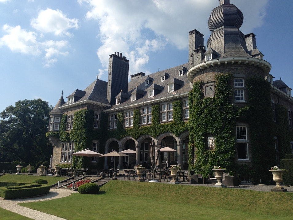 Manoir de Lebioles - A hidden gem in Belgium Spa  Belgium