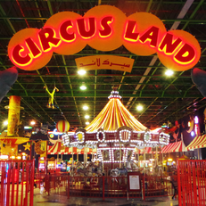 Circus Land Park at Landmark Shopping Mall
