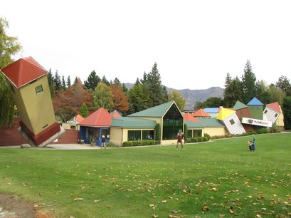 Stuart Landsborough's Puzzling World Wanaka  New Zealand