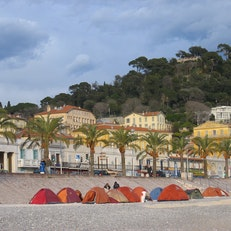 Baie des Anges, Nice, France