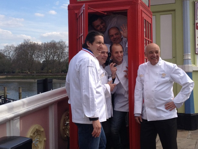 Star Chefs Takeover London