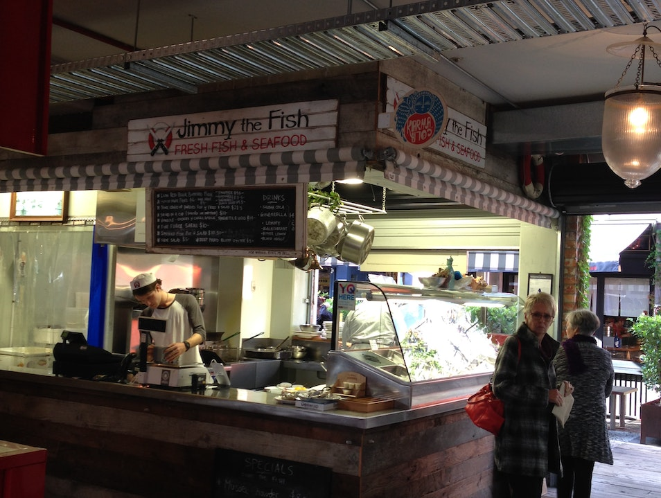 The Freshest Seafood in Ponsonby Central Auckland  New Zealand