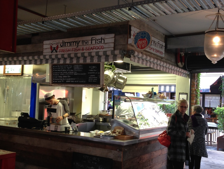 The Freshest Seafood in Ponsonby Central