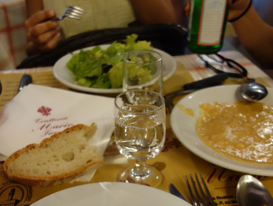Comfort Food in the Heart of Florence Florence  Italy