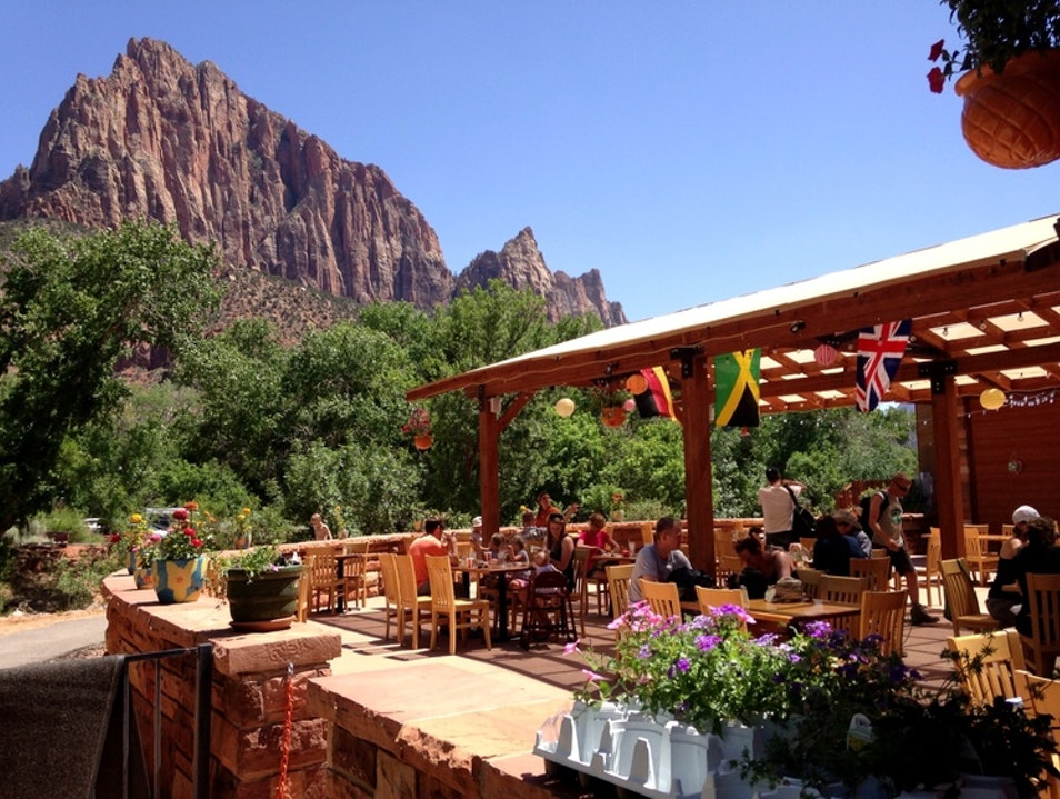 Where to Drink Beer in Zion National Park