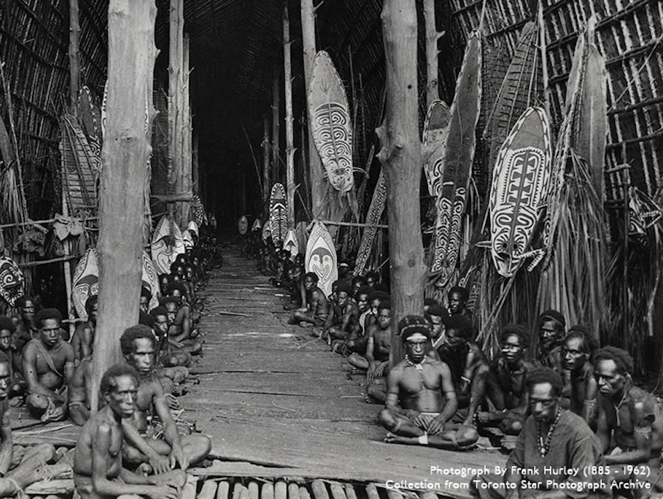Tribal Art Collection from Papua New Guinea