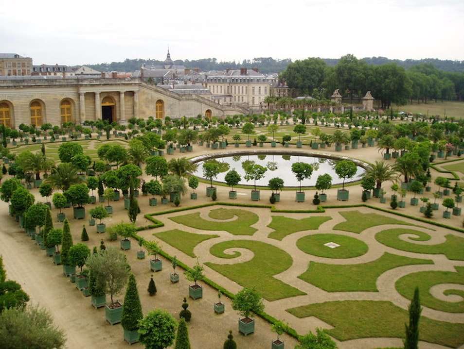 A Backstage Visit to Versailles