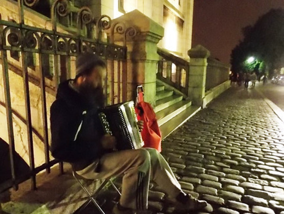 A little night music Paris  France