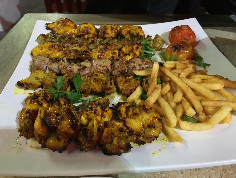 Great Iranian food that won't break the bank Dubai  United Arab Emirates