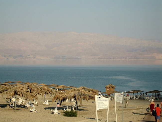 Dead Sea Soak & Swim