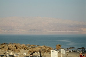Mineral Beach, Dead Sea, ISRAEL