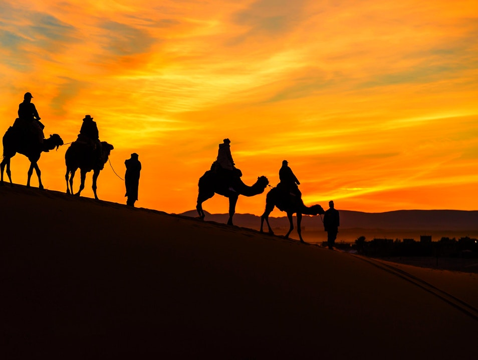 Morocco Tours And Excursions