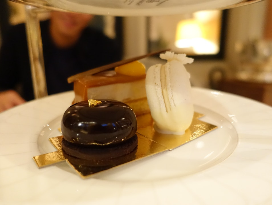 Afternoon Tea at the Espelette