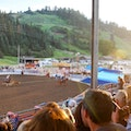 Steamboat Rodeo Series Steamboat Springs Colorado United States