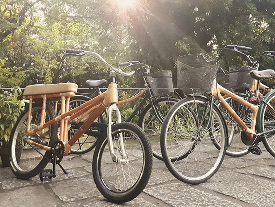 Bambiking in Intramuros Manila  Philippines