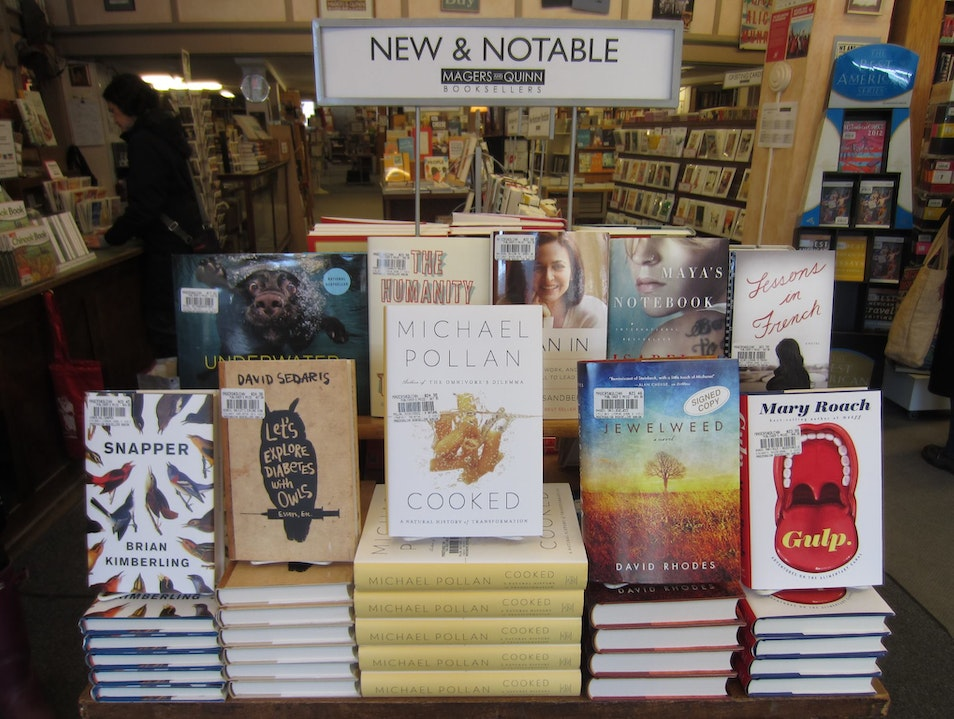 New, Used, and Unique Books at Magers & Quinn Booksellers