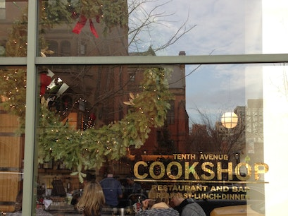 Cookshop New York New York United States