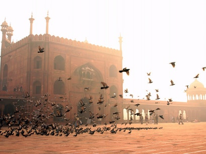 Jama Masjid New Delhi  India