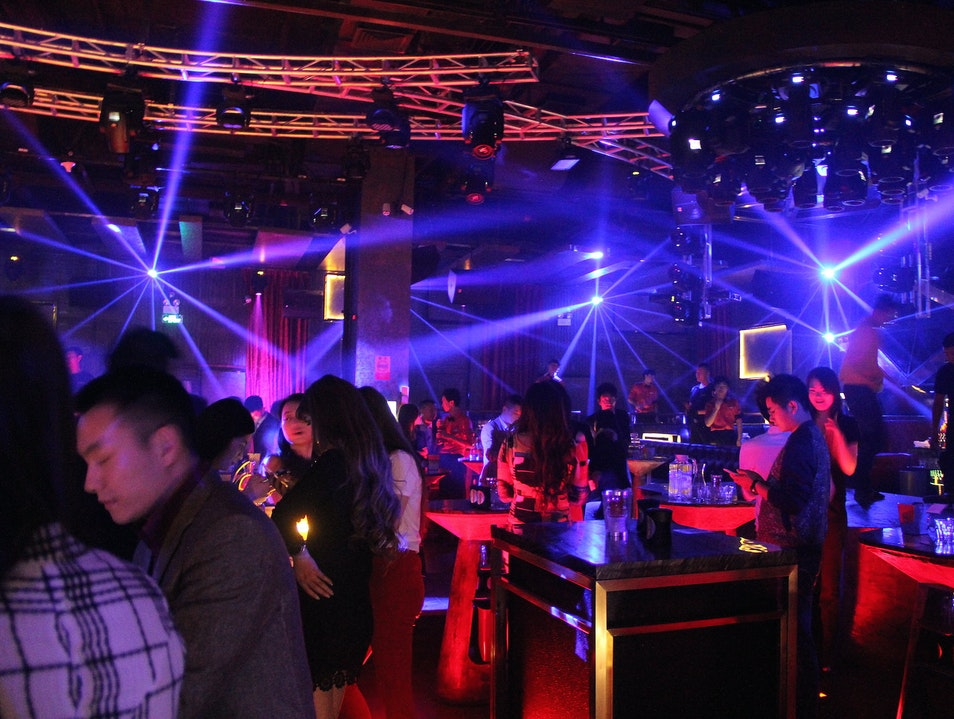 A Nightlife Experience to Remember Chongqing  China