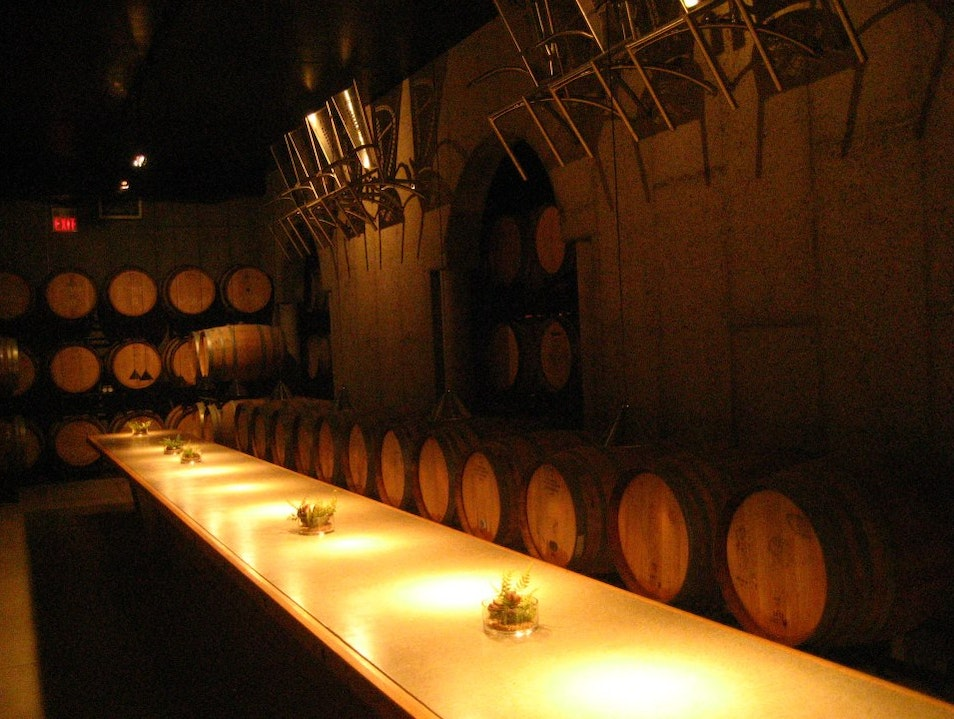 Ice Wine tour in Canada!