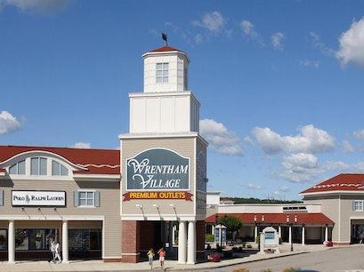 Wrentham Village Premium Outlets Wrentham Massachusetts United States