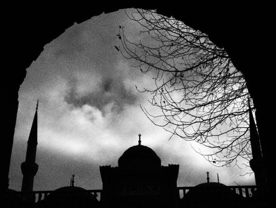Beauty of a Mosque Istanbul  Turkey