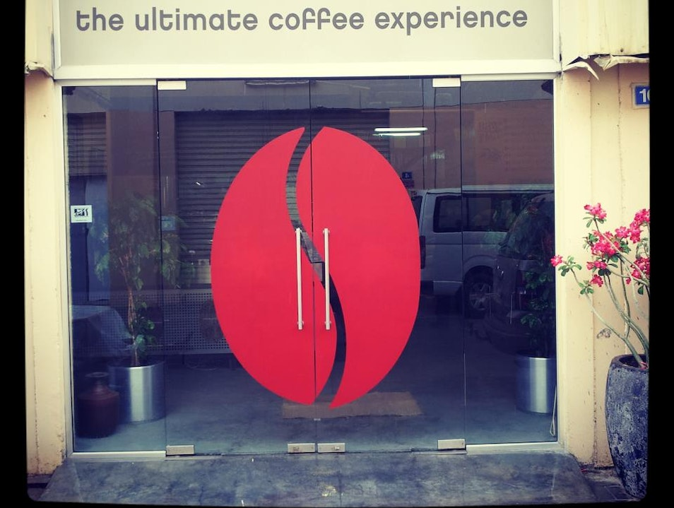 Dubai's Raw Coffee  Dubai  United Arab Emirates
